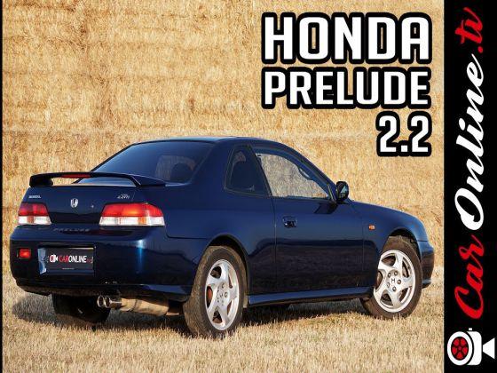 HONDA PRELUDE 2.2 VTEC VTi 200 cv